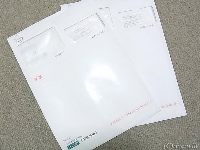 楽天プレミアムカード 海外傷害保険請求 携行品損害 請求書類 三井住友海上 MS&AD Insurance Documents