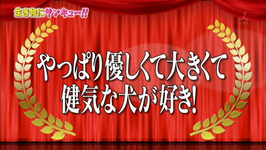 TBS「トコトン掘り下げ隊!生き物にサンキュー!!」3月14日放送回