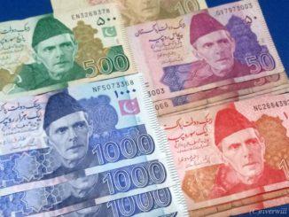 パキスタンルピー Pakistan Ruppies Money